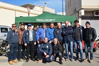Noicattaro. Moto Club Noja