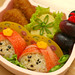 Two litlle girls Bento