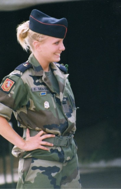 French Army Women DMP-FF0031 FEMA...