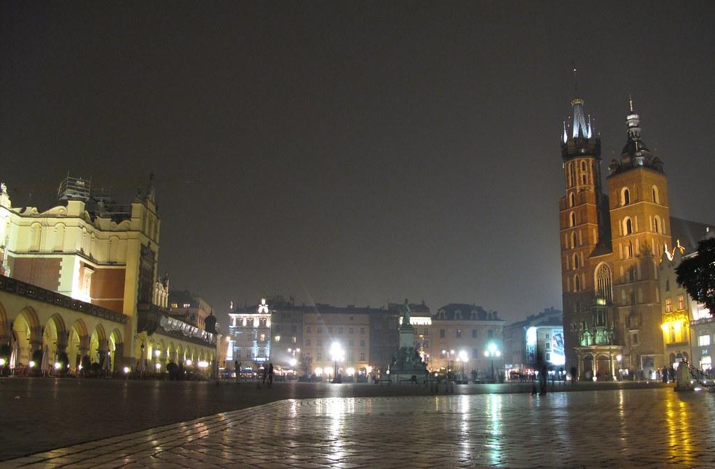Krakow Night, NBphotostream