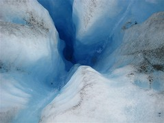ice cave, arctic, glacial landform, melting, ice, glacier, freezing,