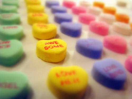 Candy Hearts: Awesome