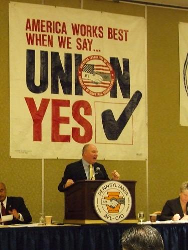 PA: AFL-CIO 2009 Legislative Conference