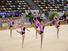 floor gymnastics(0.0), individual sports(0.0), sports(1.0), performing arts(1.0), gymnastics(1.0), gymnast(1.0), entertainment(1.0), rhythmic gymnastics(1.0),