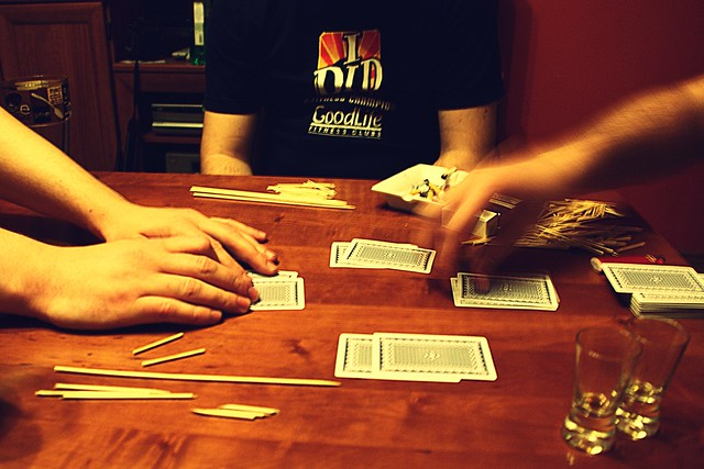 Daily mail poker