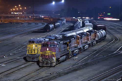 night canon outdoors nightimages colton unionpacific nightshots canondslr bnsf locomotives railroads canon70200f4l railyards alltrains alltypesoftransport