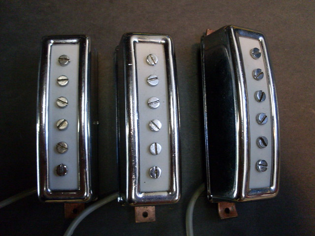 Photo:Pickups with New Covers By Roadside Guitars