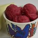 Pomegranate Limoncello Sorbet