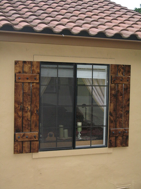 Rustic Shutters On Pinterest Window Shutters Exterior