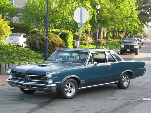 1965 Pontiac Lemans Hardtop Nej 435 Flickr Photo