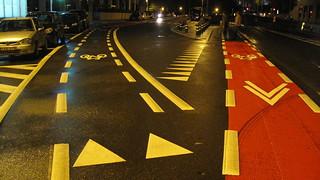 BXL bike lanes
