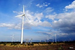 cumulus, cloud, windmill, wind, wind farm, electricity, wind turbine,
