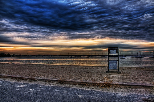 sunset beach massachusetts cape cod hdr hyannis topaz barnstable nikond90 nikon1685vr
