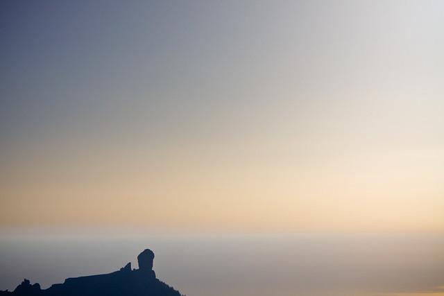 Roque Nublo Gran Canaria Canarias