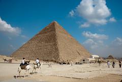 Camel ride around Pyramids - Things to do in Cairo