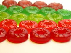 red, wine gum, gummi candy, food, dessert,