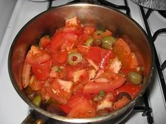 Puttanesca Sauce-start