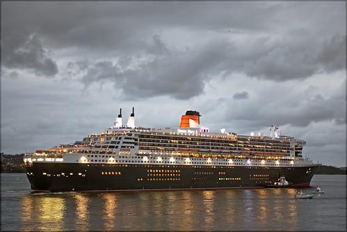 Queen Mary 2 Ocean Liner II