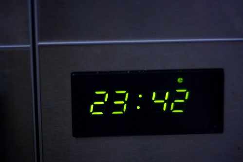 Microwave Timer