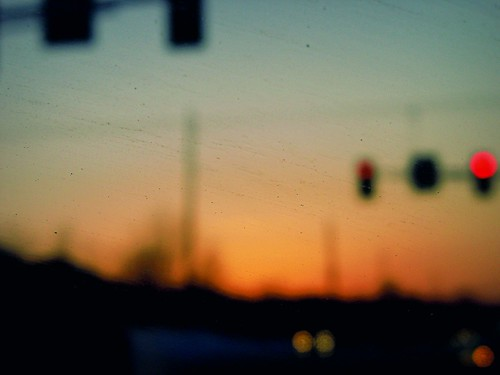 68/365 - Dirty Windshield