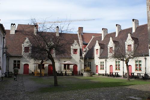Ghent and Bruges, Belgium