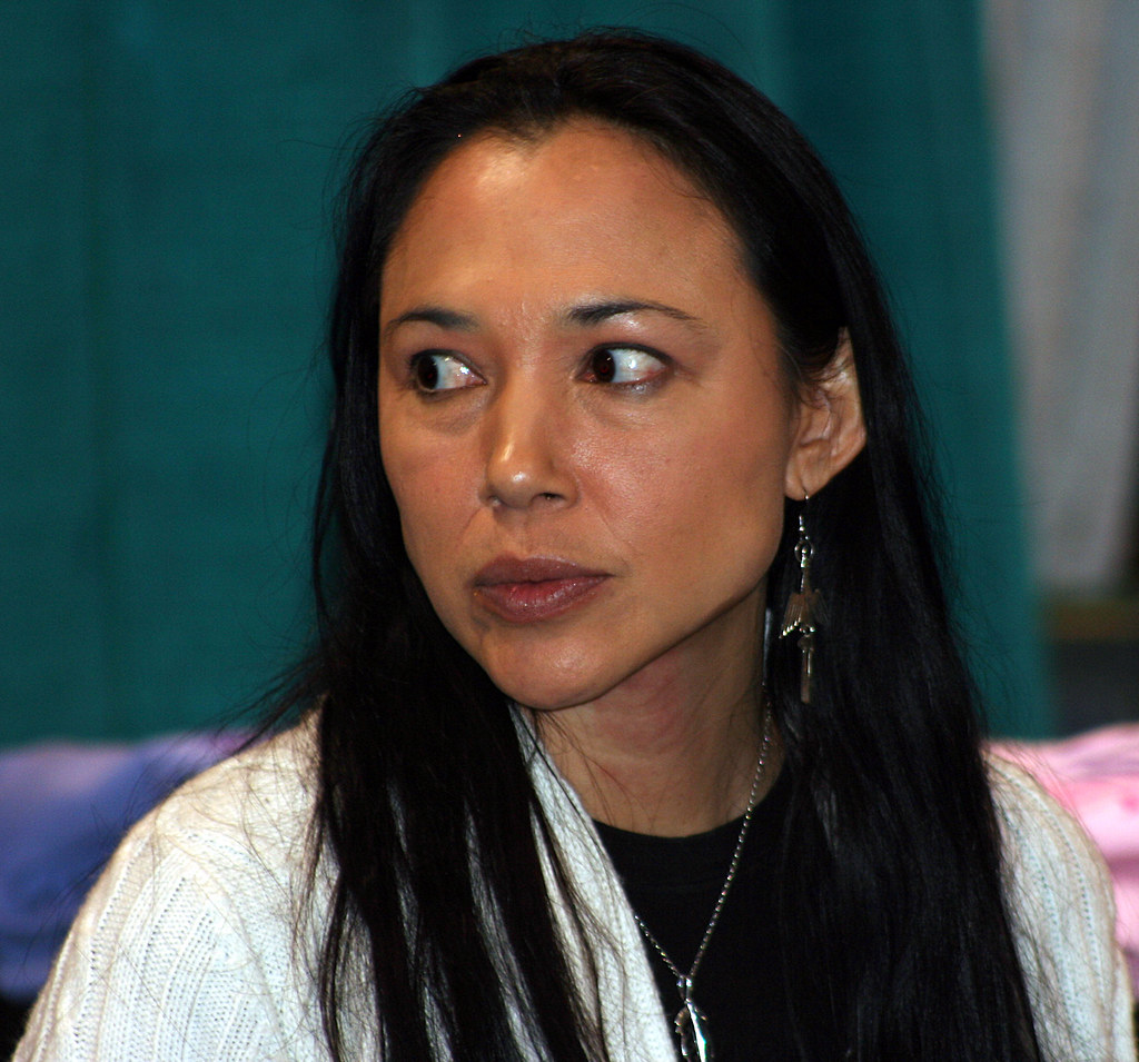Watch Irene Bedard video