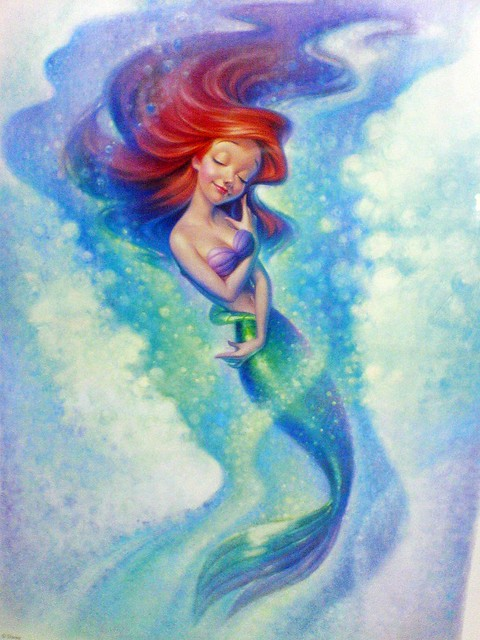 My little mermaid coupon