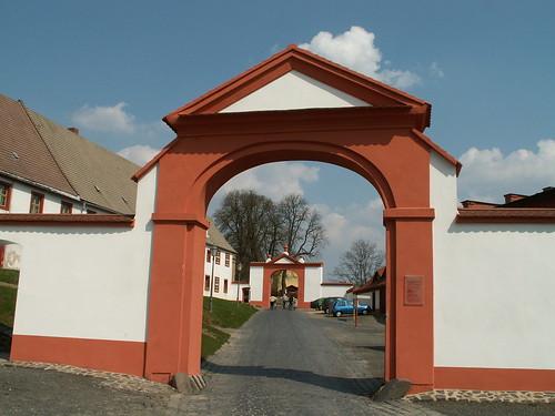 Kloster in der Lausitz