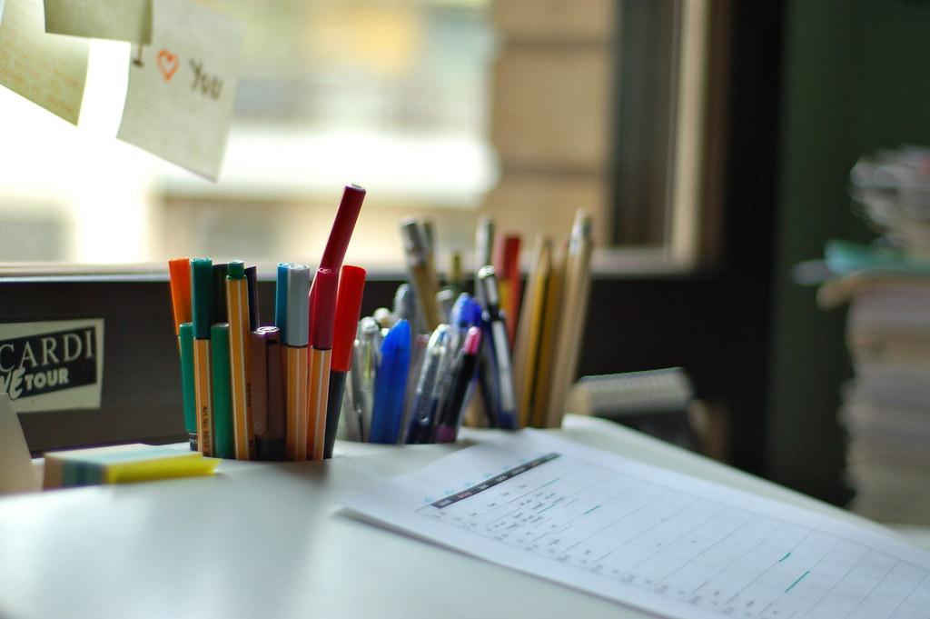 Project365/Day 107: Lápiz y papel