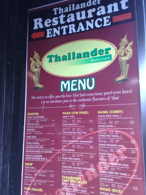 Header of Thailander