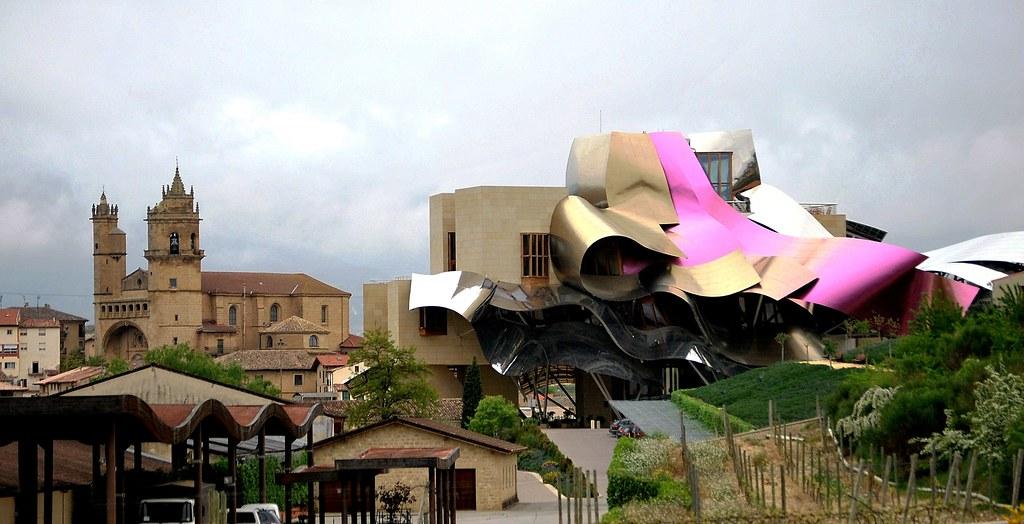 02 Hotel De Las Bodegas Marques De Riscal Elciego Alava Fr Flickr