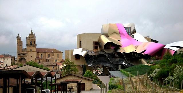 02 Hotel de las bodegas Marques de Riscal Elciego Álava Frank Gehry 18318
