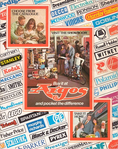 Vintage British Argos 1976 Catalogue