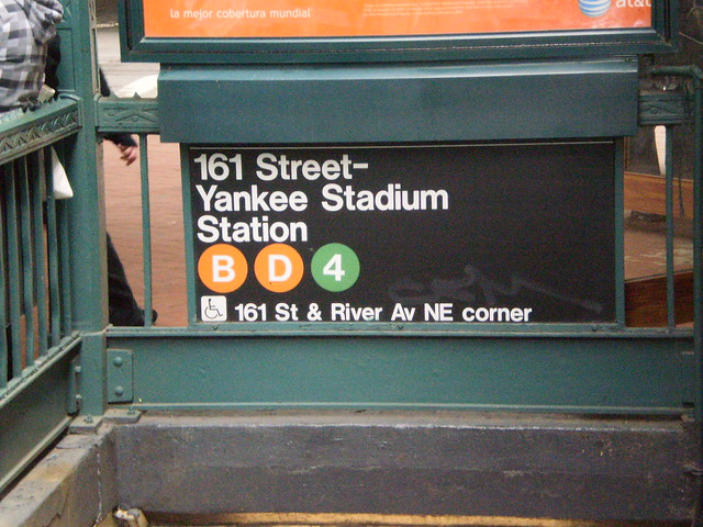 how to get to yankee stadium subway