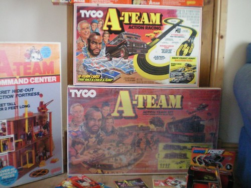 Tyco train sets value