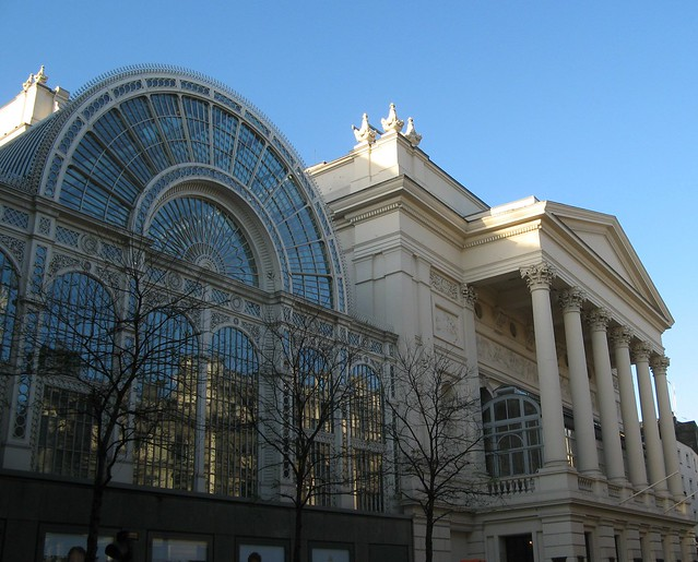 Royal opera house floral hall covent garden london flickr photo sharing for Royal opera house covent garden