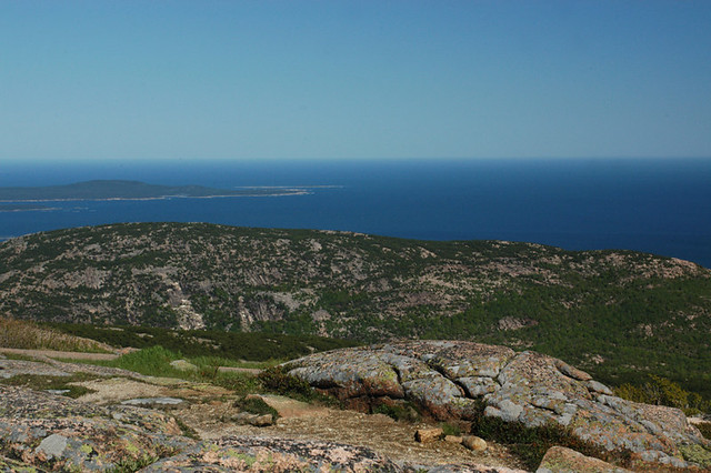 view from the top cadillac mountain acadia np maine flickr. Cars Review. Best American Auto & Cars Review