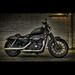 iron 883 HDR by RUVIDESIGN