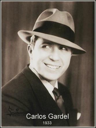 Carlos Gardel Argentina Icon tango