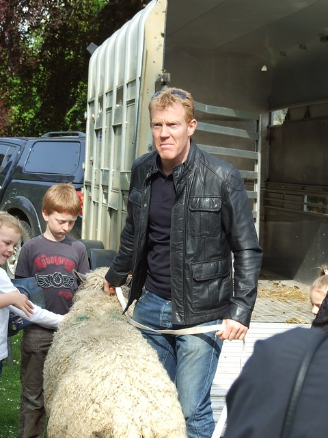 Header of Adam Henson