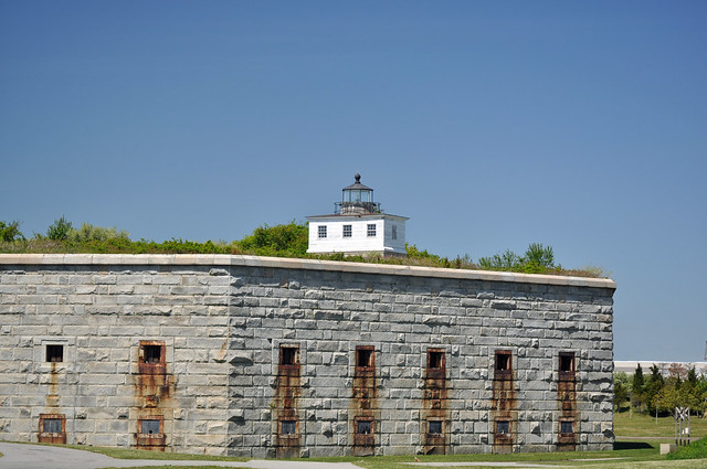 Clark's Point Lighthouse, MA