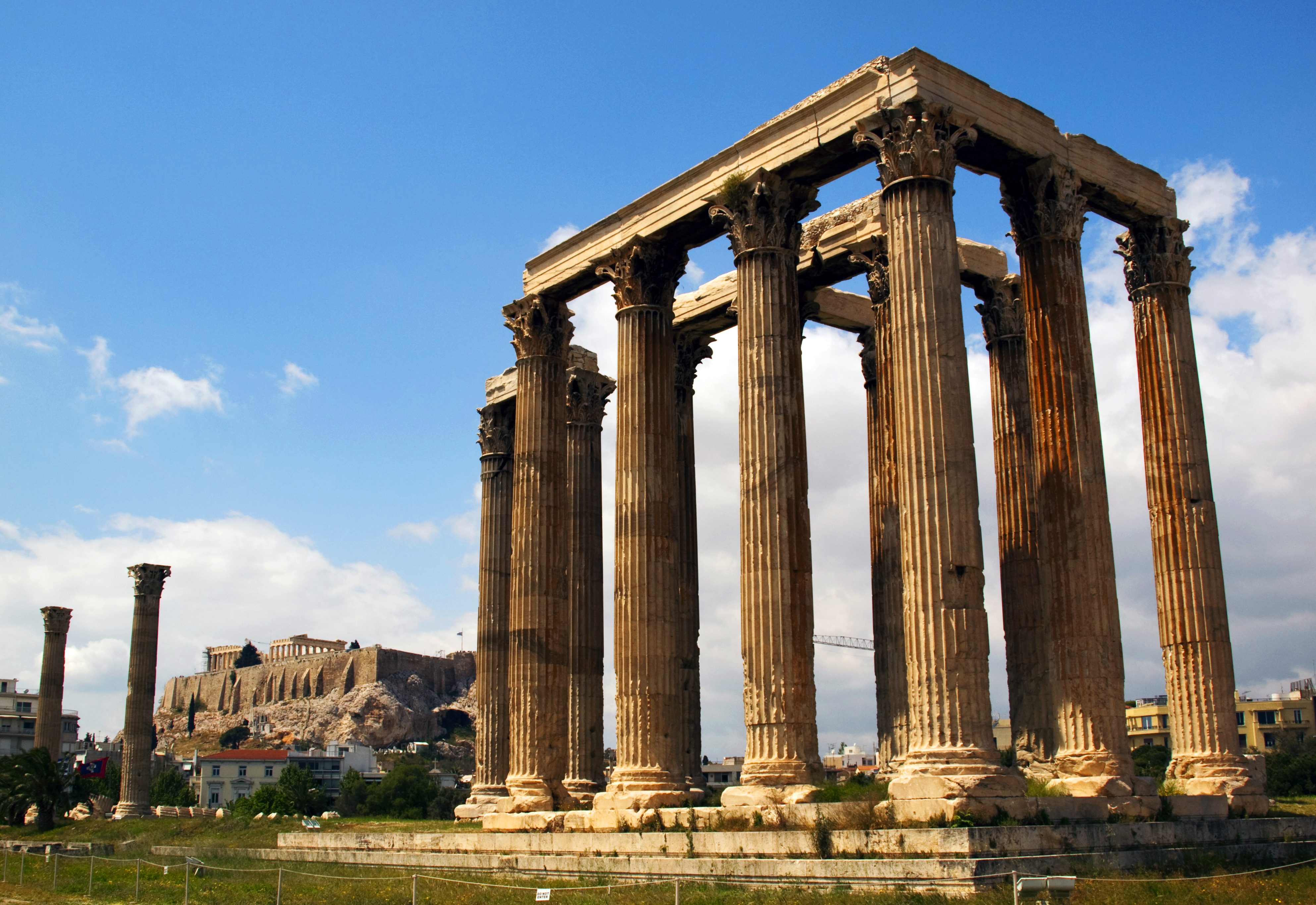 The Temple Of Olympian Zeus Flickr Photo Sharing