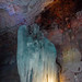 Ice Waterfall - Crystal Ice Cave, Lava Beds National Monument