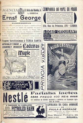 Illustração Portugueza, No. 133, September 7 1908 - 34