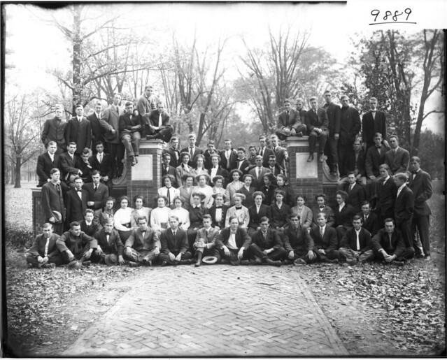 Miami University sophomore class 1910