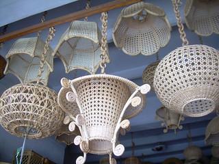 Lamp-Rattan