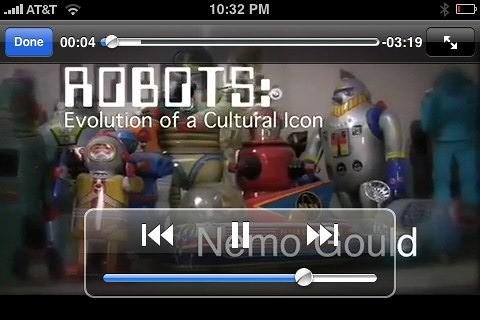 Video display interface