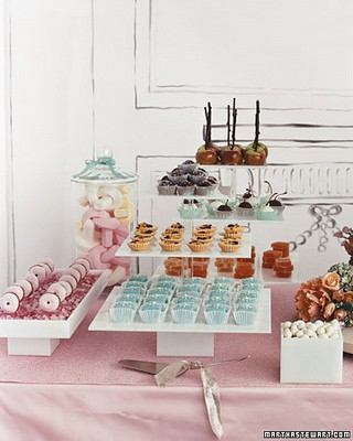 Weddings, Food: Dessert Buffet