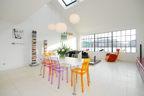 Little Venice Warehouse Conversion