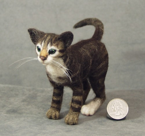 Nana Tiger Kitten Pritten